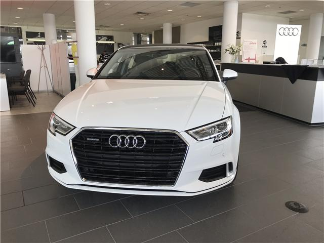 2018 Audi A3 2.0T Komfort (Stk: 91083) in Nepean - Image 2 of 8