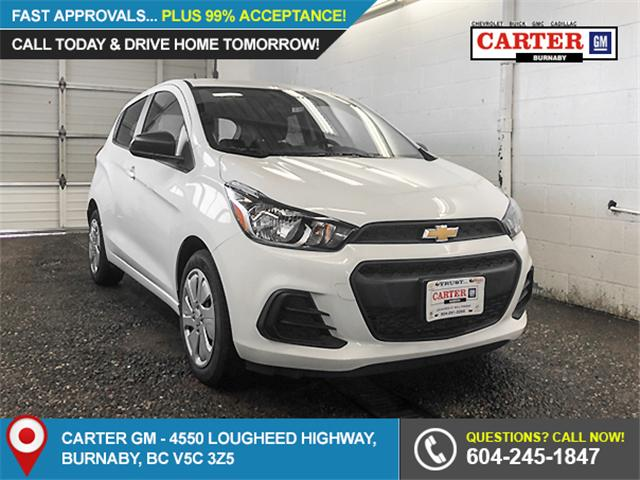 2018 Chevrolet Spark LS CVT (Stk: 48-55690) in Burnaby - Image 1 of 7