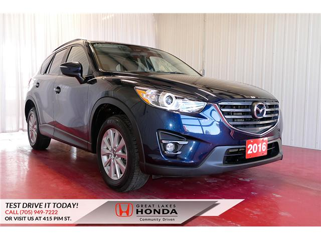 2016 Mazda CX-5 GS (Stk: H6037A) in Sault Ste. Marie - Image 1 of 23