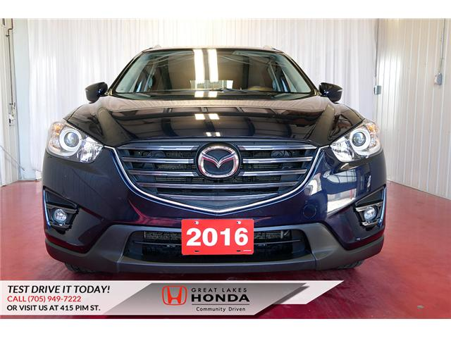 2016 Mazda CX-5 GS (Stk: H6037A) in Sault Ste. Marie - Image 2 of 23