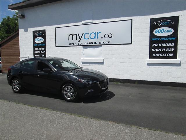 2014 Mazda Mazda3 GX-SKY (Stk: 180797) in North Bay - Image 2 of 13