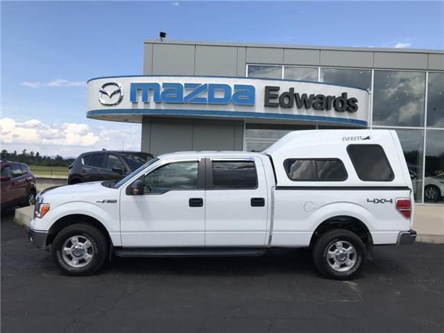 2014 Ford F-150 XLT (Stk: 20865) in Pembroke - Image 1 of 10