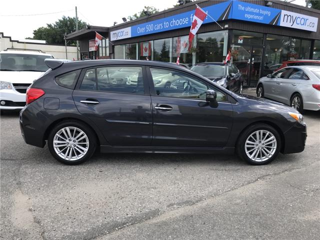 2014 Subaru Impreza 2.0i Limited Package (Stk: 180749) in North Bay - Image 1 of 13
