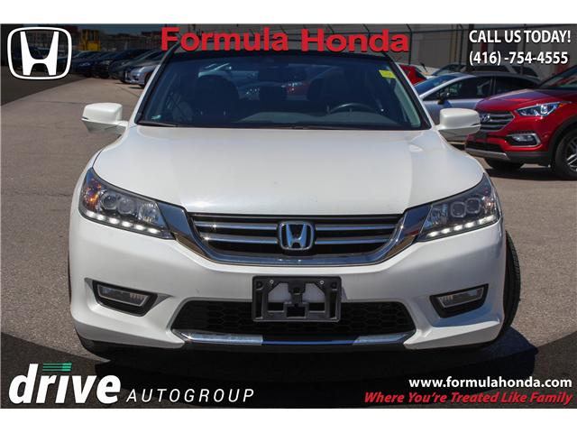 2013 Honda Accord Touring (Stk: 18-1276A) in Scarborough - Image 2 of 41