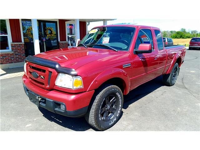 2006 Ford Ranger Sport (Stk: ) in Dunnville - Image 1 of 14