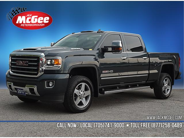2017 GMC Sierra 2500HD SLT (Stk: 18733A) in Peterborough - Image 1 of 22