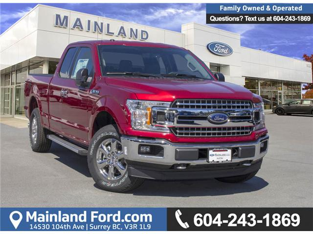 2018 Ford F-150 XLT (Stk: 8F12386) in Surrey - Image 1 of 25