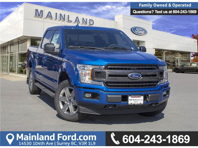 2018 Ford F-150 XLT (Stk: 8F14231) in Surrey - Image 1 of 21