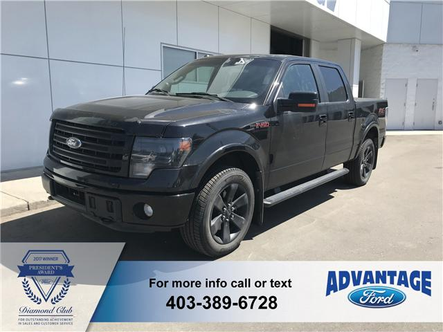 2014 Ford F-150 FX4 (Stk: 5228A) in Calgary - Image 1 of 18