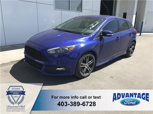 2015 Ford Focus ST Base (Stk: 5261) in Calgary - Image 1 of 17