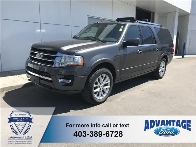 2015 Ford Expedition Max Limited (Stk: 5265) in Calgary - Image 1 of 19