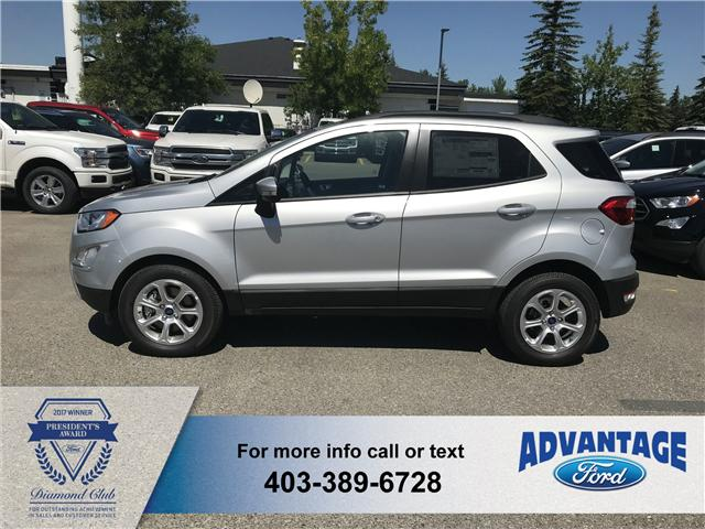 2018 Ford EcoSport SE (Stk: J-1030) in Calgary - Image 2 of 6