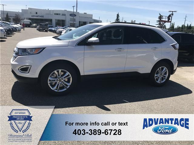 2018 Ford Edge SEL (Stk: J-1284) in Calgary - Image 2 of 5