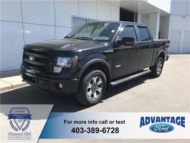 2014 Ford F-150 Platinum (Stk: J-1332A) in Calgary - Image 1 of 17