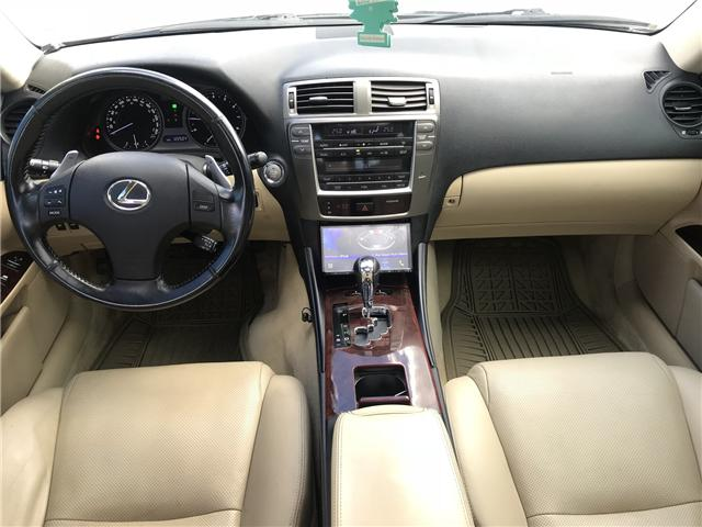 2007 Lexus IS 250 Base (Stk: ) in Concord - Image 13 of 17