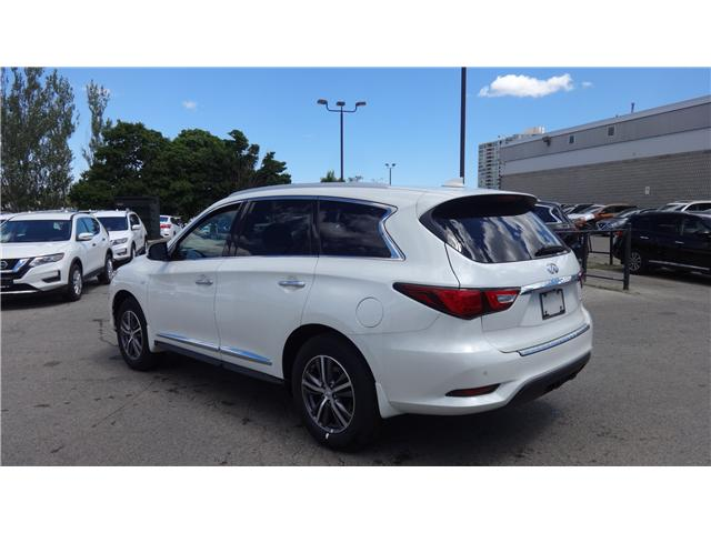 2017 Infiniti QX60  (Stk: U12225) in Scarborough - Image 2 of 21