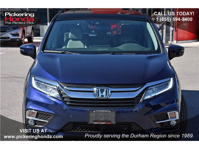 2018 Honda Odyssey Touring (Stk: P4194) in Pickering - Image 2 of 34