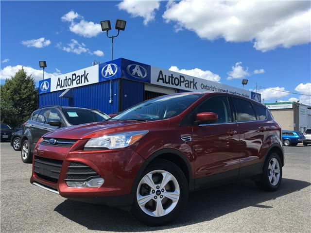 2016 Ford Escape SE (Stk: 16-55953) in Georgetown - Image 1 of 26