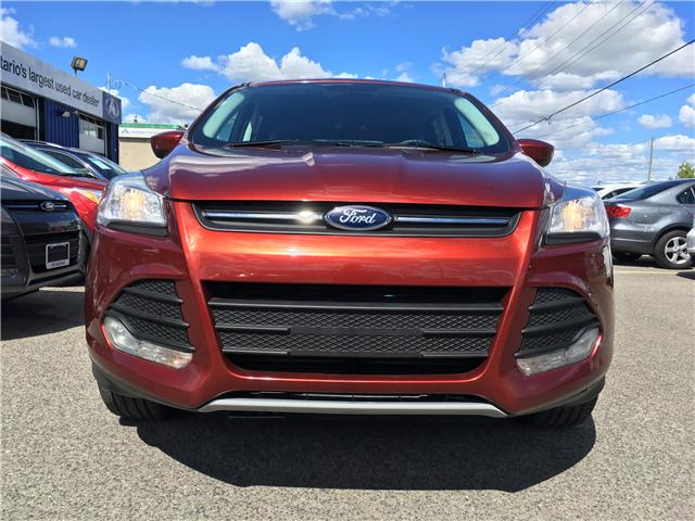 2016 Ford Escape SE (Stk: 16-55953) in Georgetown - Image 2 of 26