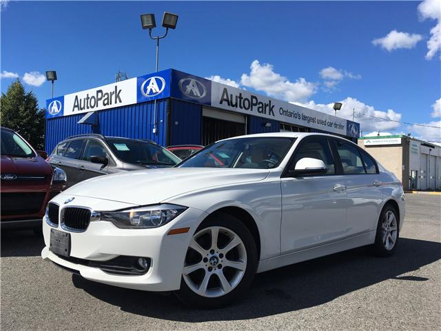 2014 BMW 320i  (Stk: 14-31740) in Georgetown - Image 1 of 25
