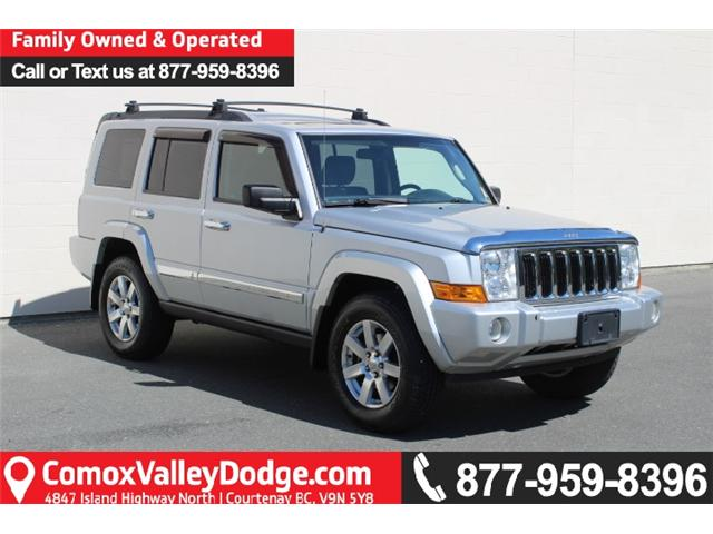 2008 Jeep Commander Sport (Stk: L863692A) in Courtenay - Image 1 of 30