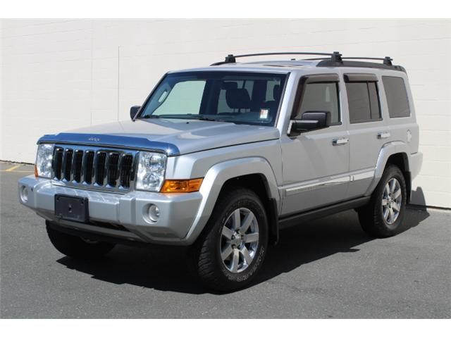2008 Jeep Commander Sport (Stk: L863692A) in Courtenay - Image 2 of 30