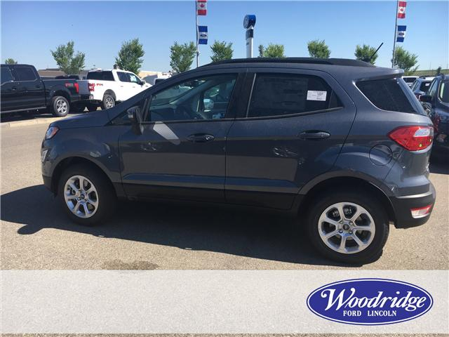 2018 Ford EcoSport SE (Stk: J-2236) in Calgary - Image 2 of 5