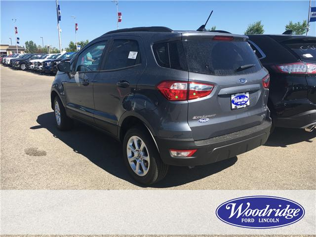 2018 Ford EcoSport SE (Stk: J-2236) in Calgary - Image 3 of 5