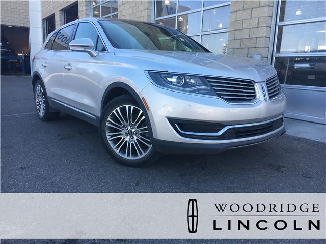 2016 Lincoln MKX Reserve (Stk: JK-337A) in Calgary - Image 1 of 20