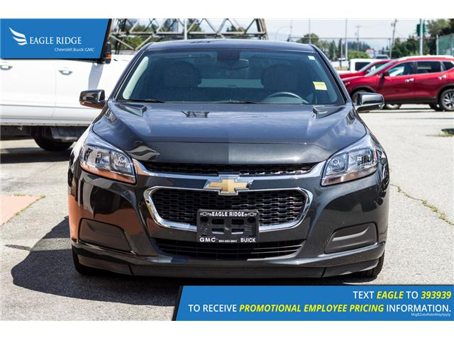 2016 Chevrolet Malibu Limited LS (Stk: 168321) in Coquitlam - Image 2 of 15