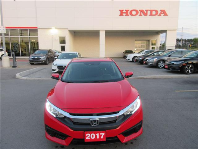 2017 Honda Civic EX (Stk: SS3131) in Ottawa - Image 2 of 10