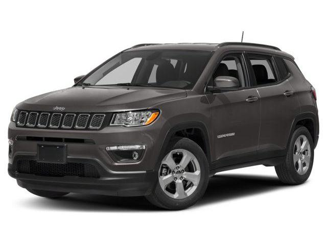 2018 Jeep Compass Altitude (Stk: J1085) in Burlington - Image 1 of 9