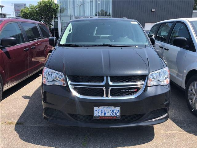 2017 Dodge Grand Caravan CVP/SXT (Stk: HR871363) in Mississauga - Image 2 of 5