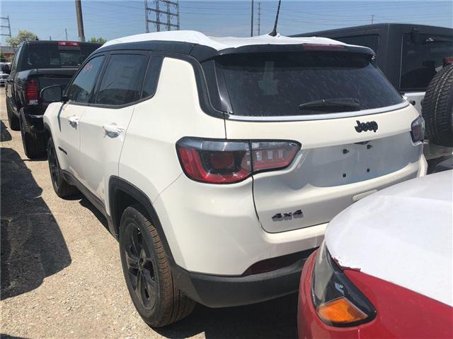 2018 Jeep Compass North (Stk: JT324167) in Mississauga - Image 2 of 5