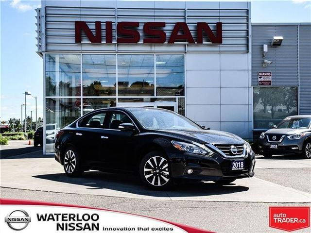 2018 Nissan Altima  (Stk: 18344) in Waterloo - Image 1 of 21