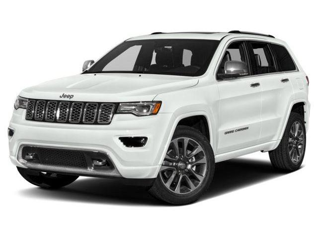2018 Jeep Grand Cherokee Overland (Stk: J460143) in Surrey - Image 1 of 9