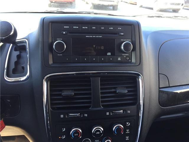 2016 Dodge Grand Caravan SE/SXT (Stk: 1807101) in Cambridge - Image 11 of 11