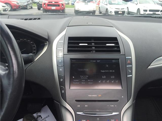 2013 Lincoln MKZ Base (Stk: 1806761) in Cambridge - Image 12 of 13