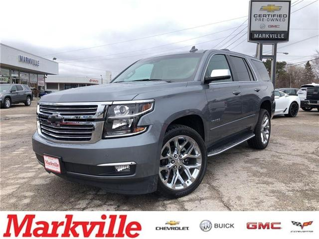 2018 Chevrolet Tahoe Premier | DEMO (Stk: 140580) in Markham - Image 1 of 24