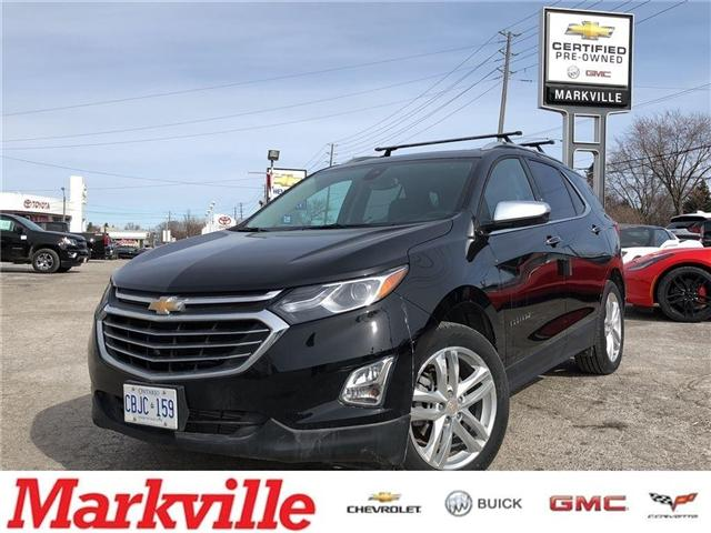 2018 Chevrolet Equinox Premier w/2LZ | DEMO (Stk: 217513) in Markham - Image 1 of 9