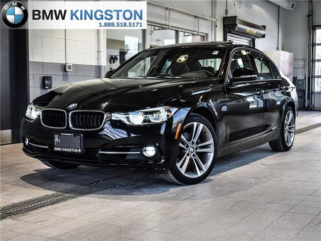 2018 BMW 330 i xDrive (Stk: P8020) in Kingston - Image 1 of 28