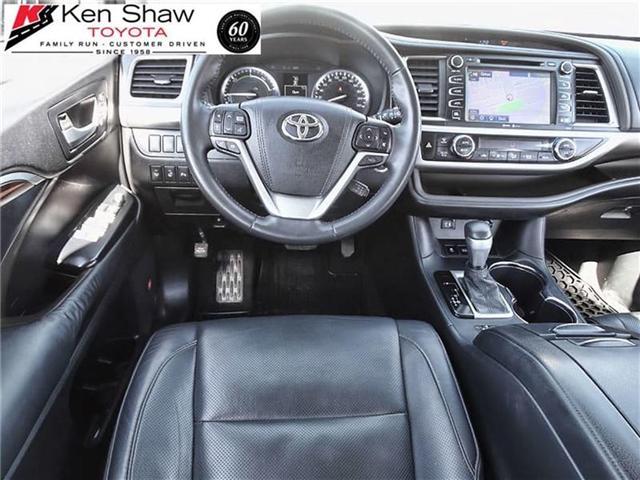 2015 Toyota Highlander Hybrid Limited (Stk: 15151A) in Toronto - Image 14 of 21