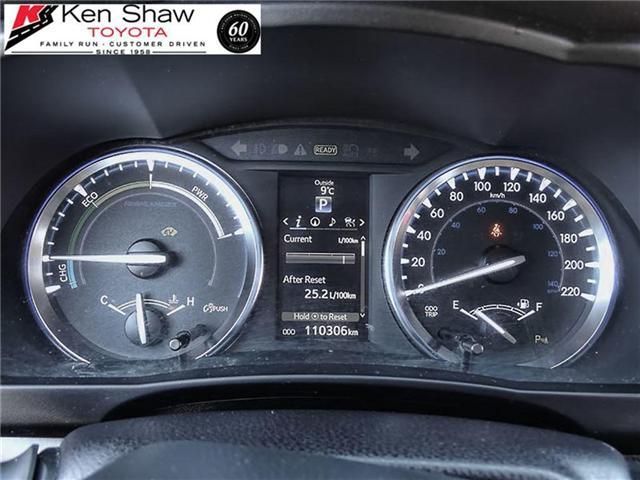 2015 Toyota Highlander Hybrid Limited (Stk: 15151A) in Toronto - Image 17 of 21