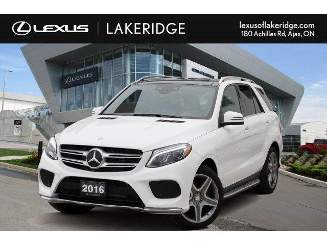 2016 Mercedes-Benz GLE-Class Base (Stk: L18363A) in Toronto - Image 1 of 29