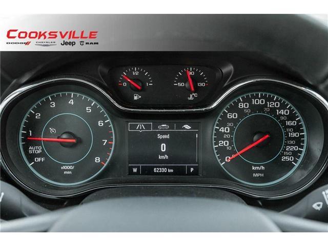 2017 Chevrolet Cruze Premier Auto (Stk: 7678PR) in Mississauga - Image 11 of 20