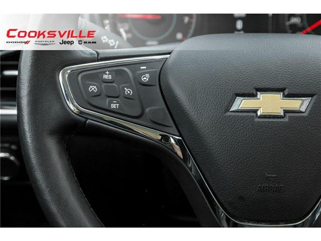 2017 Chevrolet Cruze Premier Auto (Stk: 7678PR) in Mississauga - Image 12 of 20
