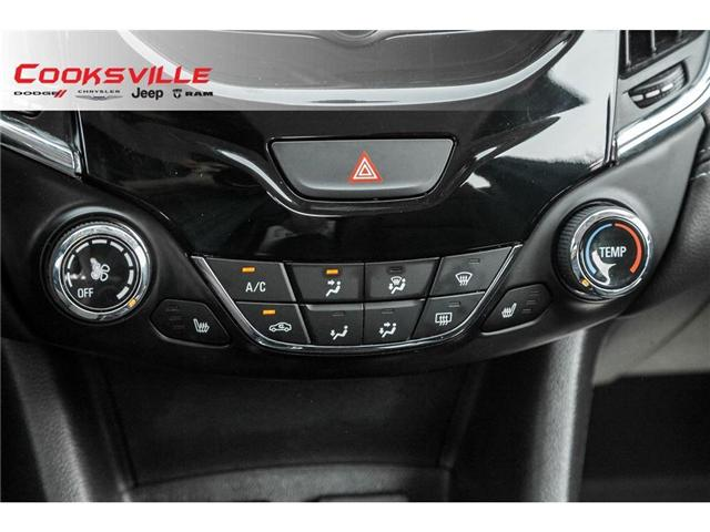 2017 Chevrolet Cruze Premier Auto (Stk: 7678PR) in Mississauga - Image 16 of 20