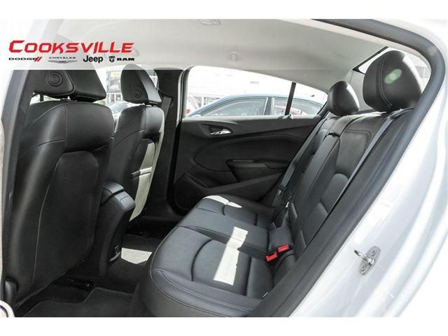 2017 Chevrolet Cruze Premier Auto (Stk: 7678PR) in Mississauga - Image 18 of 20