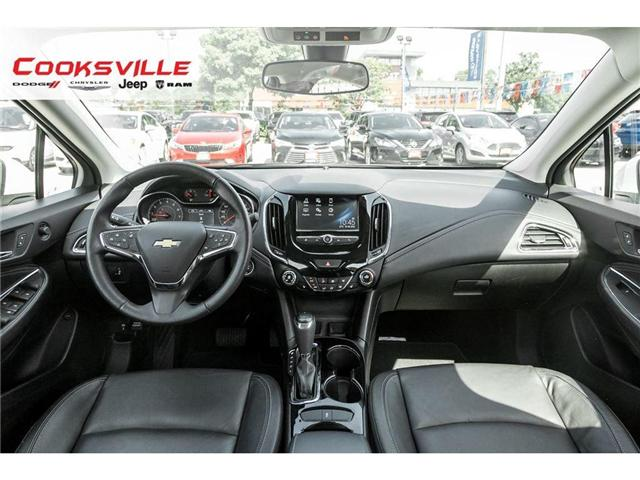 2017 Chevrolet Cruze Premier Auto (Stk: 7678PR) in Mississauga - Image 19 of 20