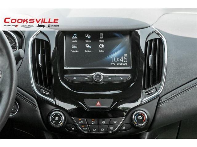 2017 Chevrolet Cruze Premier Auto (Stk: 7678PR) in Mississauga - Image 20 of 20
